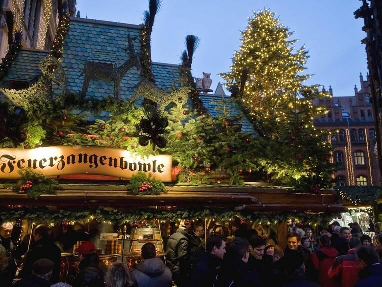 Hannover Weihnachtsmarkt.Feuerzangenbowle Impressionen Vom Weihnachtsmarkt Markte